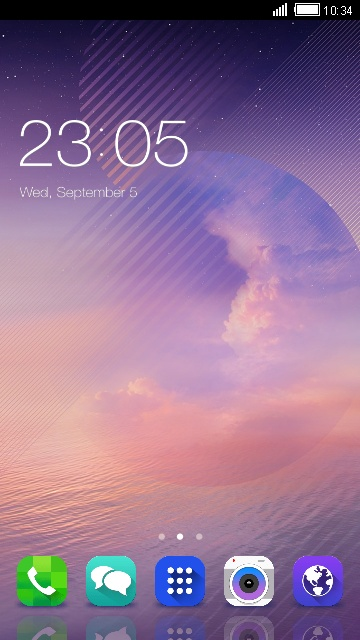 Theme for Samsung Galaxy Xcover 3 Value Edition