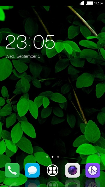Theme for Honor 6 Nature Wallpaper