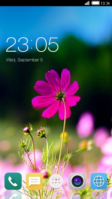 Theme for LG L90 Dual