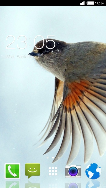 Animal Theme for Alcatel One Touch Pop C7