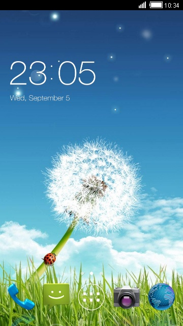 Themes for ZTE Blade C