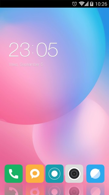 Theme for Redmi Note 5A HD