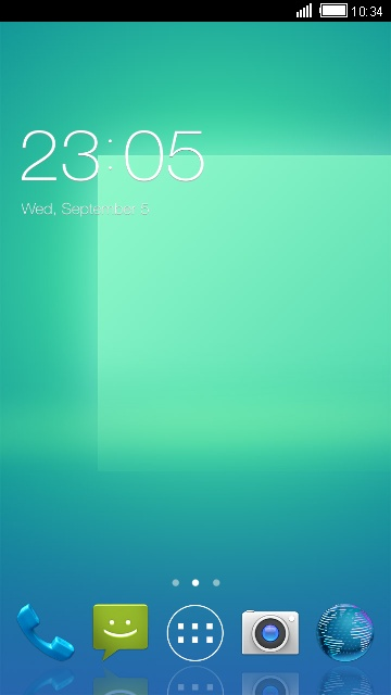 Theme for Coolpad Rogue