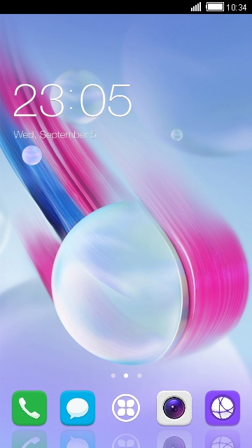 Theme for Huawei Honor Holly 4