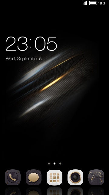New Business Theme for Huawei Honor Wallpaper