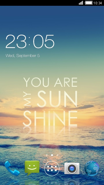 Themes for OnePlus 5: Love Quotes Wallpaper