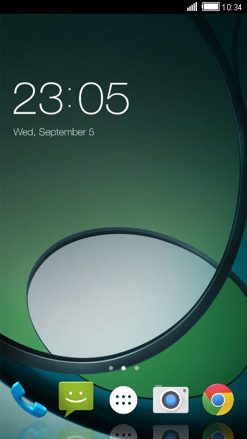 Theme for Motorola Moto G Forte