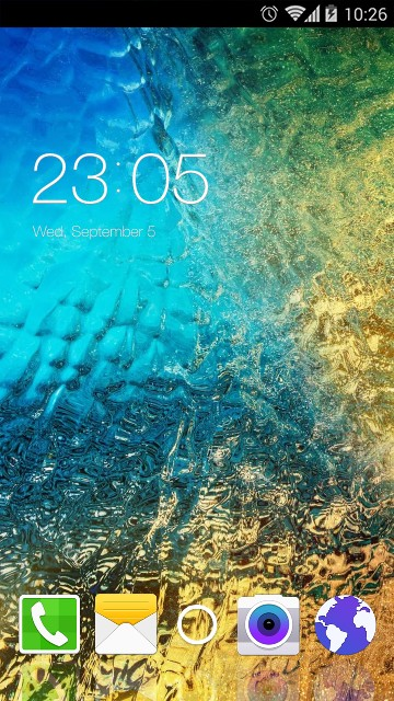 Theme for Samsung Galaxy E7 HD