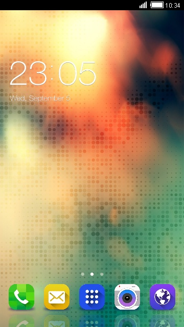 J5 Samsung Galaxy Theme & Wallpaper