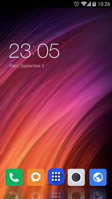 Theme for Redmi Note 4 HD