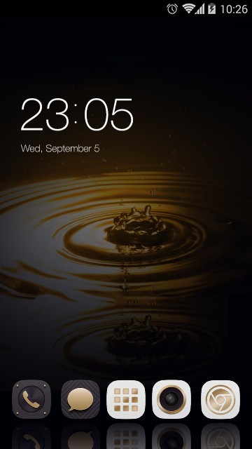 Theme for Lenovo Vibe P1 HD