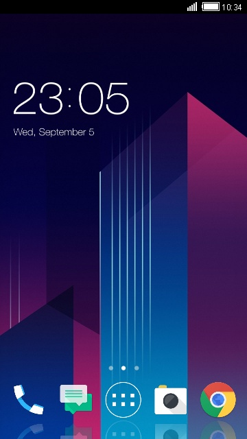 Theme for HTC One (M8) for Windows