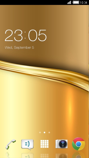 Theme for Sony Xperia Tipo Dual