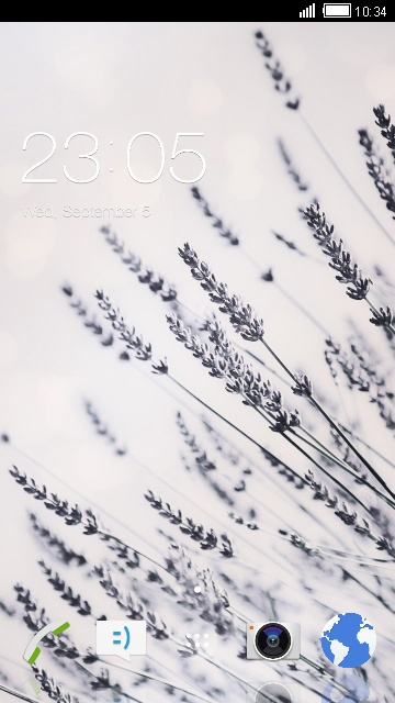 Themes for Sony Xperia Z3: Minimal Wallpaper HD