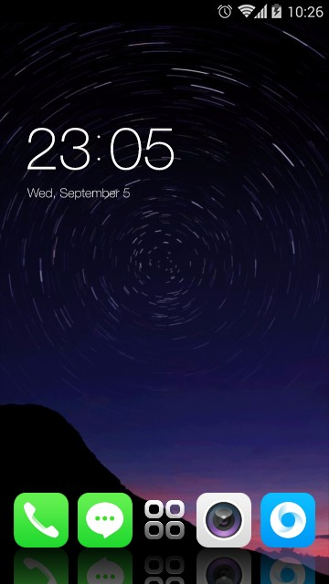 Theme for OPPO N1 HD