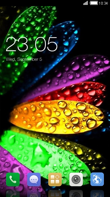Theme for Gionee X1