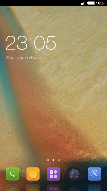 Theme for Moto M Abstract Wallpaper