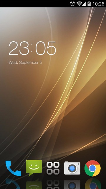 Theme for Lava A68 HD