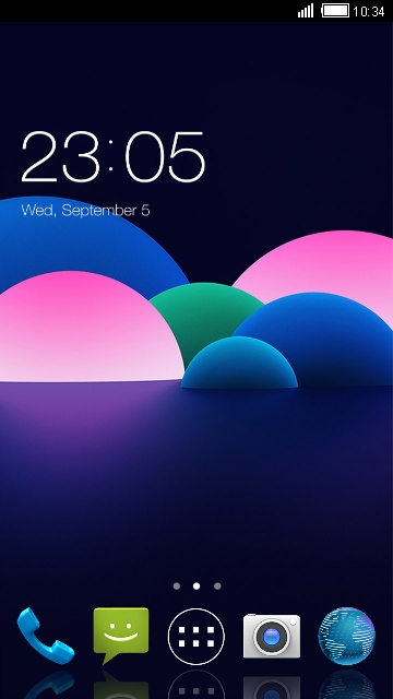 Themes for ZTE Blade X9