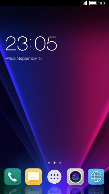Theme for LG G3 Dual-LTE