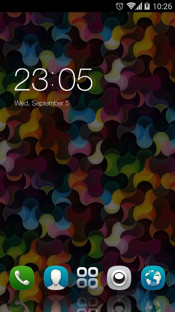 Theme for Nokia Asha 501 HD