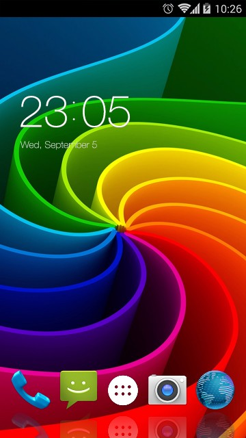 Theme for Micromax A68 Smarty 4.0 HD