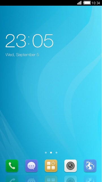 Theme for Gionee S10B