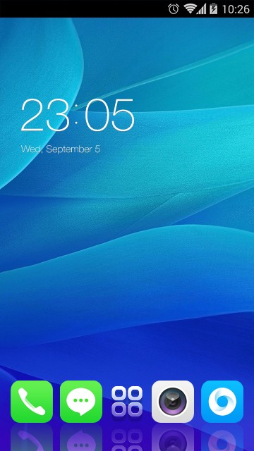 Theme for Oppo R7 HD