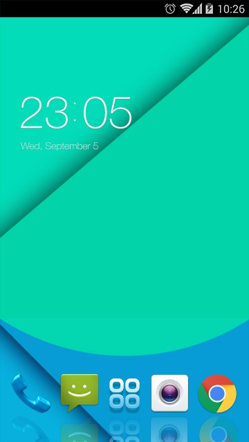 Theme for Coolpad Note 3s HD