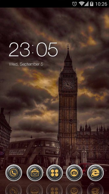 London City Big Ben