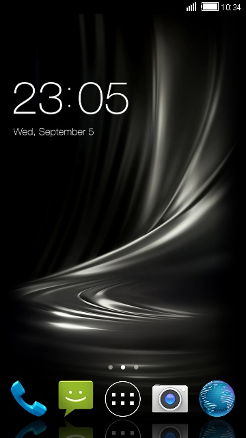 Theme for ZTE V3 Youth Edition