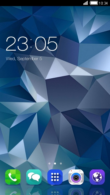 Theme for Samsung Galaxy S5 Sport