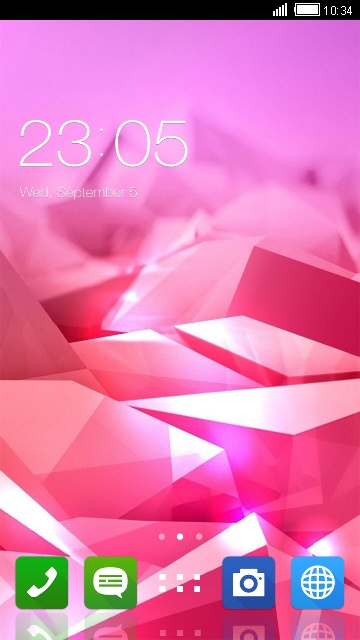 Theme for Asus FonePad Note FHD6