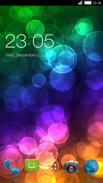 Themes for ZTE Blade G2