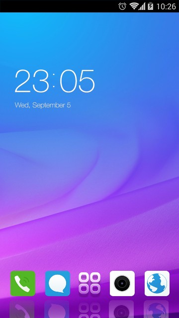 Theme for Vivo Y21L HD