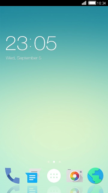 Themes for Micromax Canvas Mega 4G