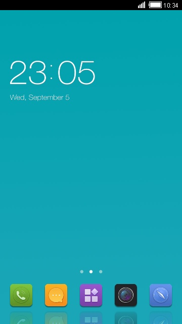 Themes for ZTE Blade S6 Lux