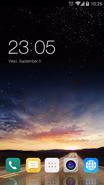 Theme for LG Ray HD