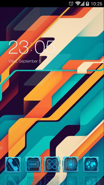 Smart Designed Wallpaper