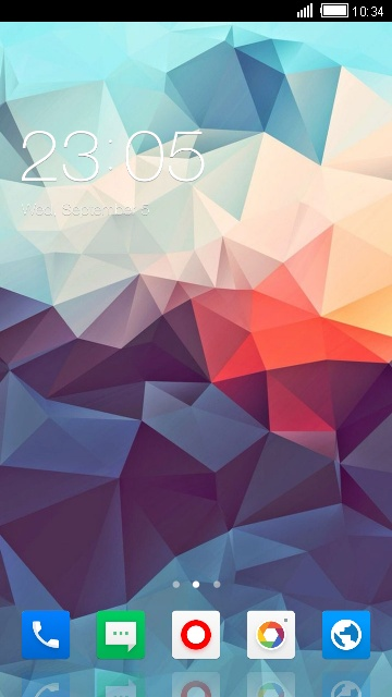 Themes for Swipe Konnect 5.1