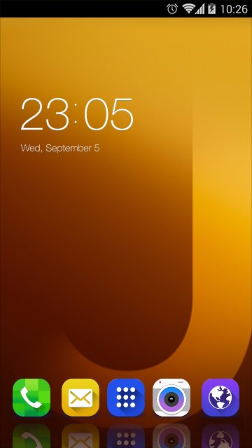 Theme for Galaxy On Max HD