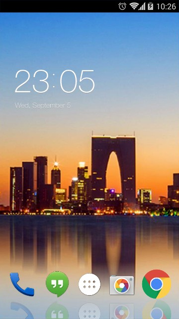 Theme for Gionee M7 HD