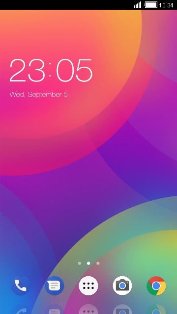Themes for InFocus M370