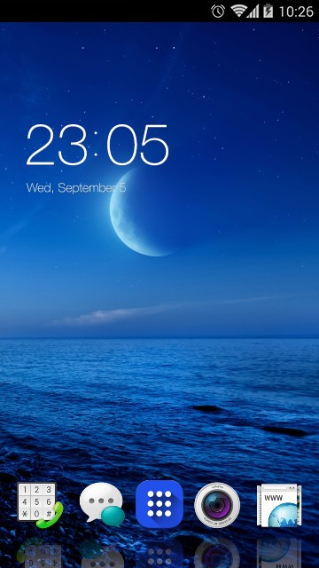Theme for Oppo Find 7 HD