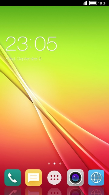 Theme for LG L70