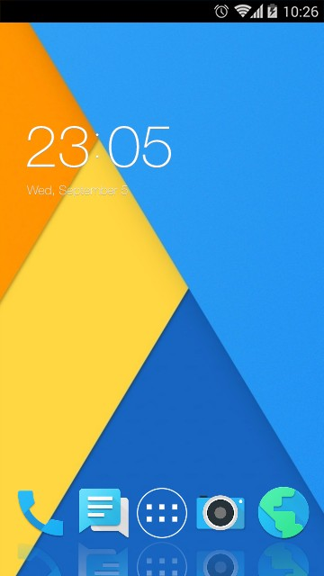 Theme for Yu Yuphoria HD