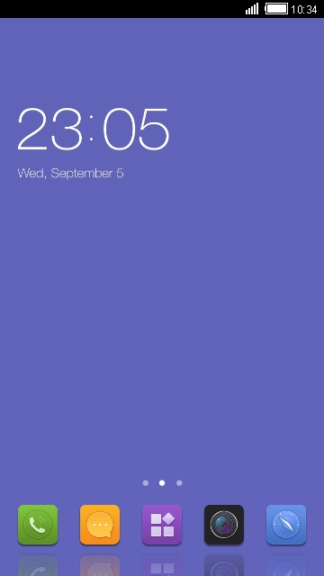 Themes for ZTE Grand S3