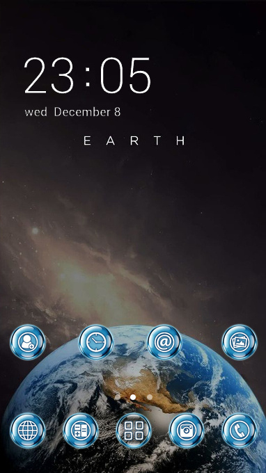 earth universe space