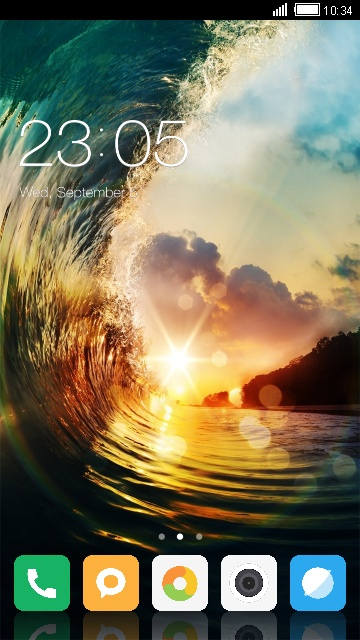 Themes for Oppo F3: Cool Wallpapers HD