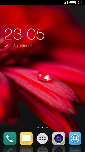 Themes for InFocus M810